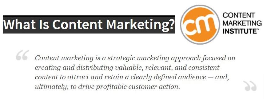 بازاریابی محتوا چیست | What is Content Marketing
