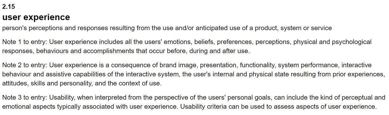 تعریف تجربه کاربری | User Experience